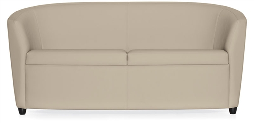 Global Sirena Series Leather 2 Seat Sofa 3373LM