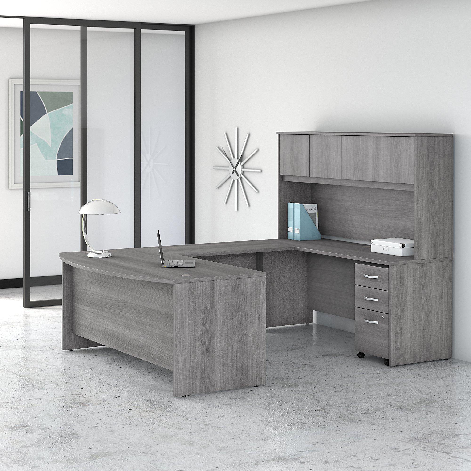 Bush Studio C U Shaped Desk Set STC003