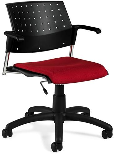 Global Sonic Collection Modern Task Chair 6568