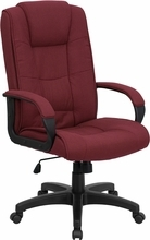 Flash Furniture High Back Burgundy Executive Task Chair