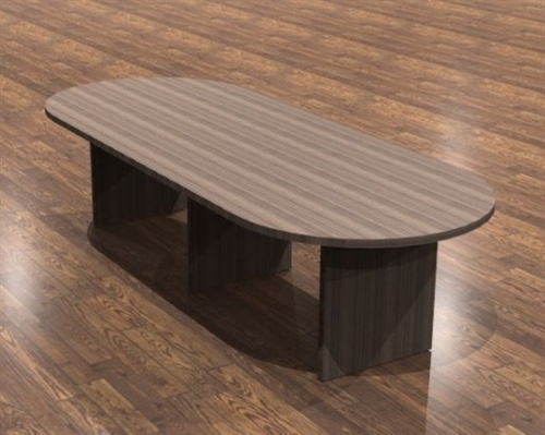 am-409n cherryman amber oval conference table