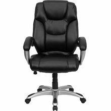 Flash Furniture High Back Leather Office Chair