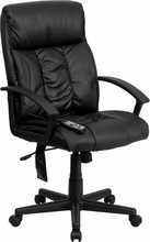Flash Furniture High Back Massaging Executive Chair