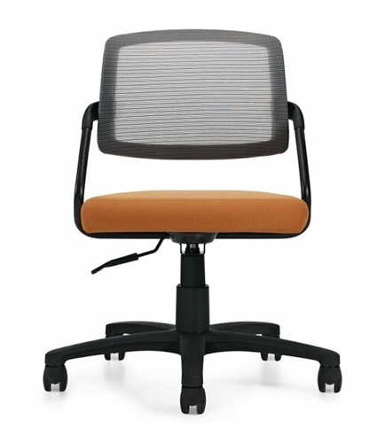 Global Spritz Armless Multi Purpose Office Chair 6763-6