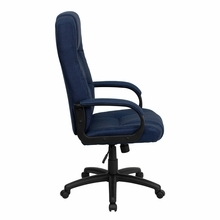 Flash Furniture High Back Navy Fabric Executive Chair