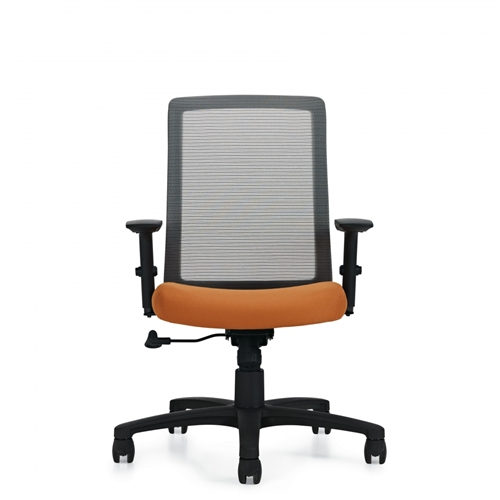 Global Spritz Ergonomic Mesh Back Tilter Chair 6761-4