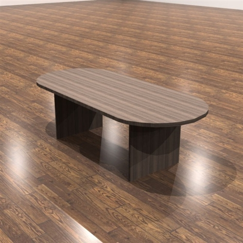 Cherryman Amber Collection Racetrack Conference Table A723