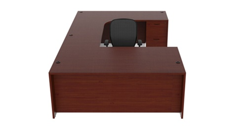 cherryman amber series am-353r desk set