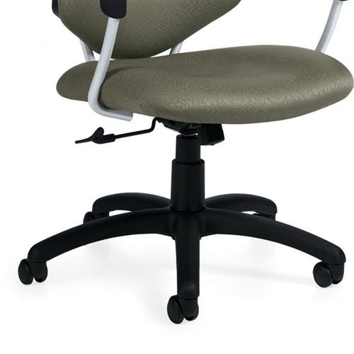 Global Supra 5330-4 High Back Tilter Chair