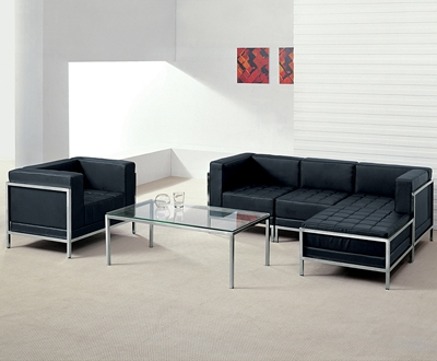 Flash Furniture Imagination Reception Furniture Set
