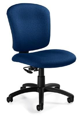 Global Supra X Medium Back Posture Task Chair 5337-7