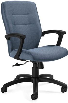 Global Synopsis Medium Back Tilter Chair 5091-4