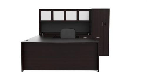 cherryman amber u shaped desk am-389n