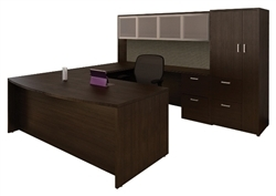 cherryman amber desk set am-389n