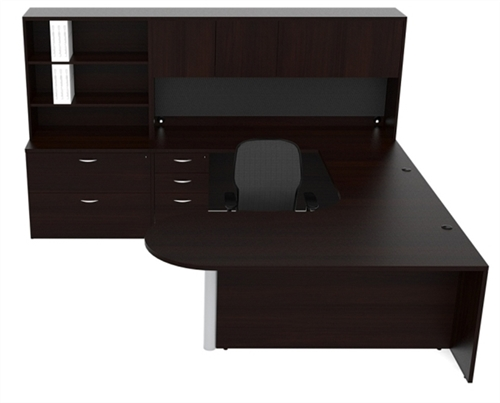 cherryman amber executive furniture set am-377