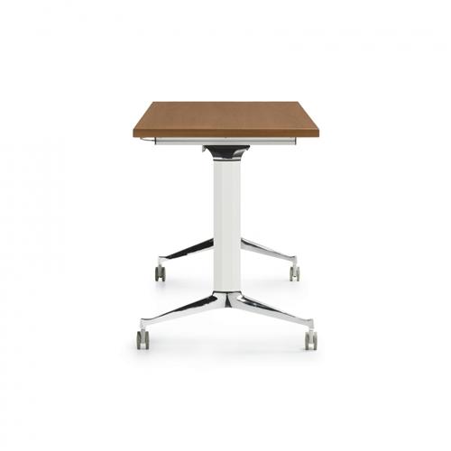 "Global Terina 24"" x 54"" Mobile Training Table GFT2454R"