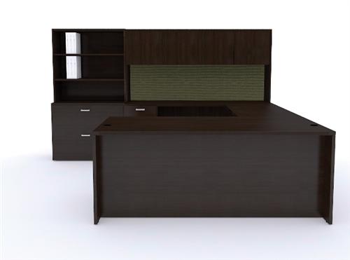 cherryman amber u shaped desk am-405n