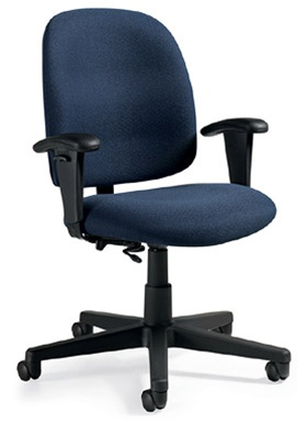 Global Total Office 3255 Granada Low Back Task Chair