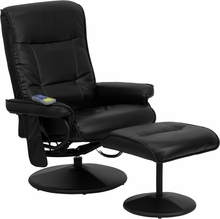 Flash Furniture Leather Massaging Chair
