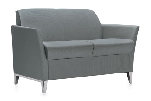 Global Total Office 5482 Camino Collection 2 Seat Reception Sofa