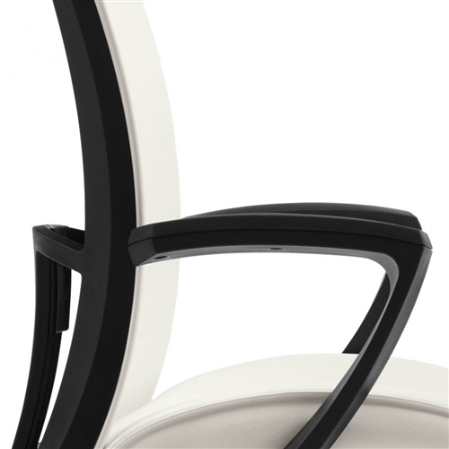 Global Total Office 6321-4-C Vion High Back Ergonomic Conference Chair