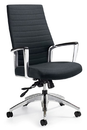 Global Total Office Accord High Back Chair 2670-4
