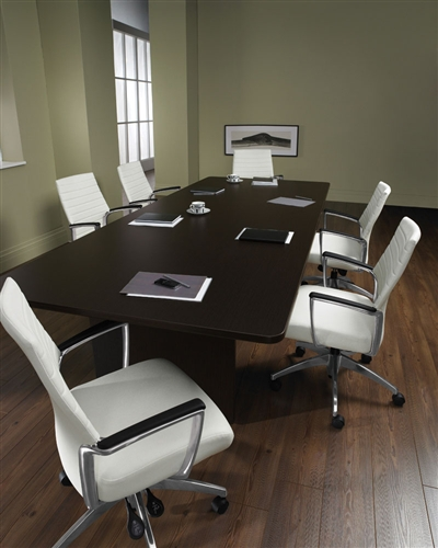 Global Total Office Laminate Conference Table GCT8WRX (3 Sizes Available!)