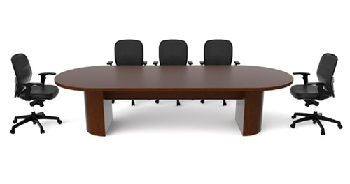 Cherryman Jade 12' Conference Table JA-164N (2 Finish Options!)