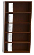 Cherryman Jade Collection Bookcase J829