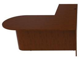 ja-121n cherryman jade l shaped office desk