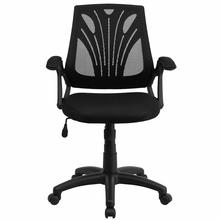 Flash Furniture Mid Back Black Mesh Chair GO-WY-82-GG