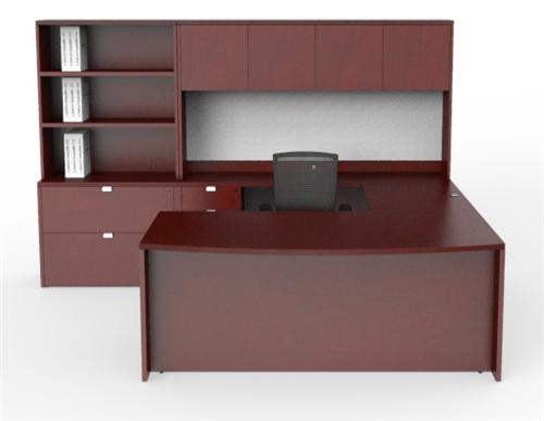 Cherryman Jade Luxury Office Furniture Configuration JA-155N