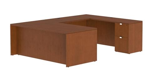 cherryman jade series u shaped desk