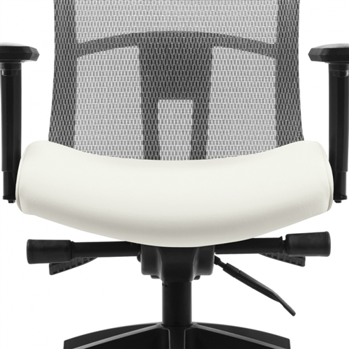 Global Vion 6331-0 High Back Ergonomic Office Chair with Back Angle Adjustment