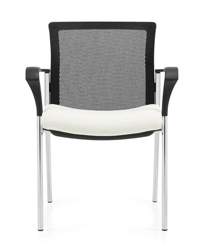 Global Vion Series Mesh Back Side Chair 6325