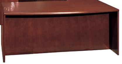 Cherryman Ruby Collection Bow Front Desk RU-203N