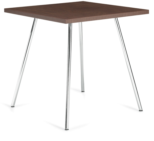 "Global Wind Series 30"" Square Meeting Table 3875"