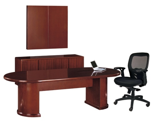 Cherryman Ruby Series 8' Oval Conference Table RU-250N