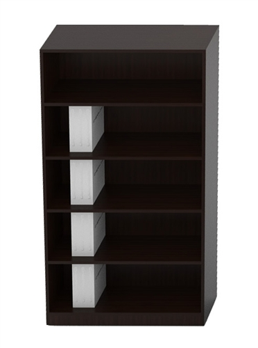 Cherryman Verde Collection V829L Modern Bookcase