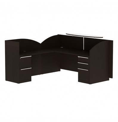 Cherryman Verde Executive Reception Desk VL-644L