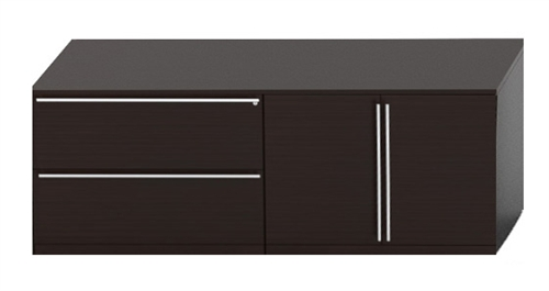 Cherryman Verde Lateral File and Storage Cabinet VL-617N
