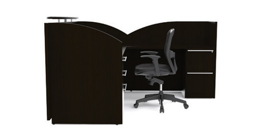 Cherryman Verde Modern Executive Reception Desk VL-644R
