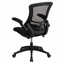 Flash Furniture Modern Mid Back Office Chair with Mesh Back