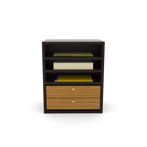 Cherryman Verde Modular Executive Desk VL-704N