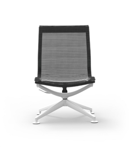 iDesk Curva Mid Back Lounge Chair CUR124