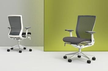 iDesk Oroblanco Series Mesh Task Chair 402W