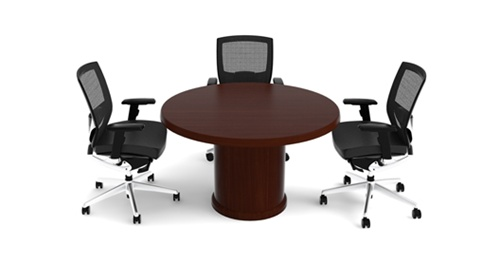 "Cherryman Ruby Series 42"" Round Conference Table RU-247N"