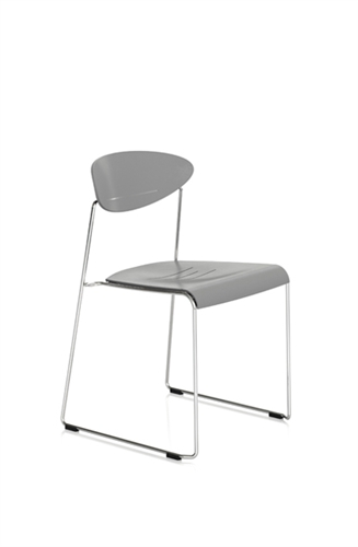 Indiana Furniture Toby Plastic Stack Chair 526 (3 Colors Available!)