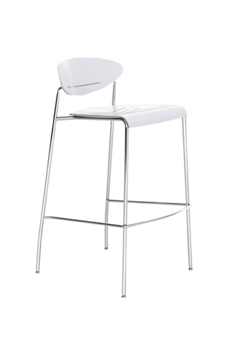 Indiana Furniture Toby Series Plastic Bar Stool 529 (3 Color Options!)
