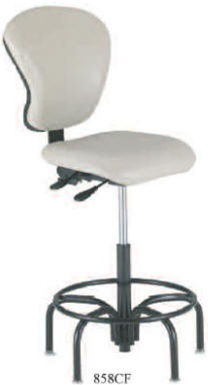 Intensa Armless Multi Functional Lab Chair 858CF